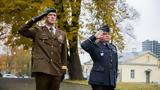 Air Chief Marshal Peach, Estonia,Alliance