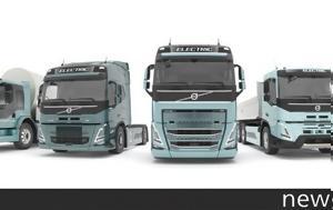 Volvo Trucks, 2021