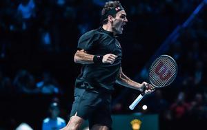ATP Finals, Ρότζερ Φέντερερ, ATP Finals, rotzer fenterer