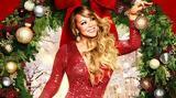 Αριάνα Γκράντε, Σνουπ Ντογκ, Christmas Special, Μαράια Κάρεϊ,ariana gkrante, snoup ntogk, Christmas Special, maraia karei