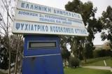 Δαφνί Κορωνοϊός, Εστία, Ψυχιατρικό Ίδρυμα,dafni koronoios, estia, psychiatriko idryma