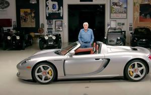 Δες, Jay Leno, Porsche Carrera GT, des, Jay Leno, Porsche Carrera GT