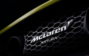 Artura, McLaren