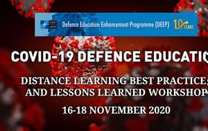 NATO Defence Education Enhancement Programme DEEP, COVID-19