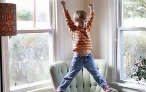 8 συμπτώματα του υπερκινητικού παιδιού