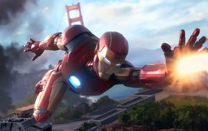 Κατώτερο, Marvel's Avengers, katotero, Marvel's Avengers