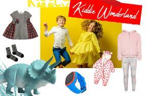 Kiddie Wonderland