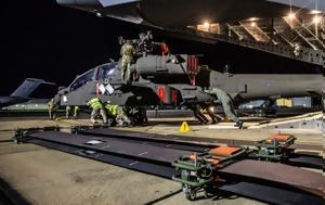 Apache AH-64E, British