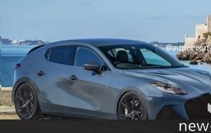Mazda 3, Aston Martin