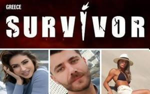 Survivor, Αυτοί, 10 Μαχητές, Survivor, aftoi, 10 machites