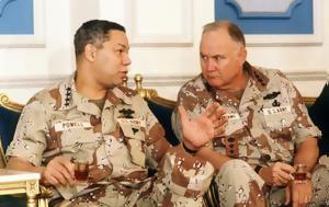 Desert Storm, Powell, Veterans, 'fabulous'