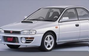 Subaru Impreza WRΧ STi, Subaru Impreza WRch STi