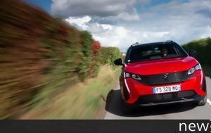 Νέο Peugeot 3008, Smart Diversity, neo Peugeot 3008, Smart Diversity