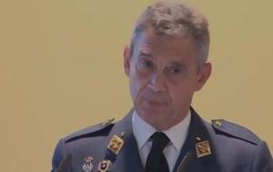 Παραιτήθηκε Αρχηγός Γενικού Επιτελείου Ενόπλων Δυνάμεων, paraitithike archigos genikou epiteleiou enoplon dynameon