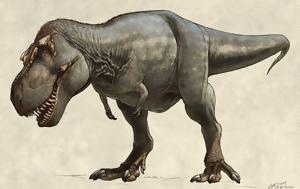 Οι τυραννόσαυροι γεννιούνταν δολοφόνοι