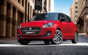 Νέο Suzuki Swift, 2022, neo Suzuki Swift, 2022