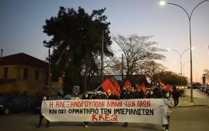 ΝΑΤΟικοί, Αλεξανδρούπολη, Ρωσία - Κίνα, natoikoi, alexandroupoli, rosia - kina