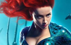 Διαψεύστηκε, Amber Heard, Aquaman – Cineramen, diapsefstike, Amber Heard, Aquaman – Cineramen