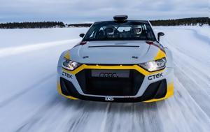 O Mattias Ekström, Audi A1, WRC