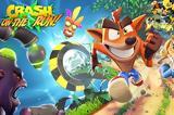 Crash Bandicoot, Run – Νέο, Crash,Crash Bandicoot, Run – neo, Crash