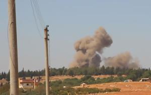 Πυραυλικές, Συρία, pyravlikes, syria