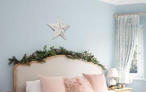 10 ιδέες για να μεταμορφώσετε το υπνοδωμάτιο σας σε ξενοδοχείο 5 αστέρων!