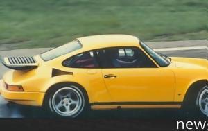 Porsche, Ruf Yellowbird +video