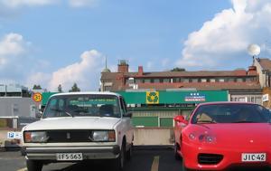 Lada, Ferrari