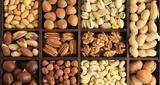 8 υγιεινές τροφές πλούσιες σε μαγνήσιο,
