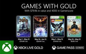 Games, Gold, Μάιο, 2021, Games, Gold, maio, 2021