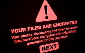 Ransomware, -έγκλημα, Ransomware, -egklima