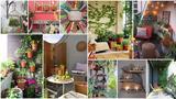 Ιδέες, Καλοκαιρινό Μπαλκόνι,idees, kalokairino balkoni