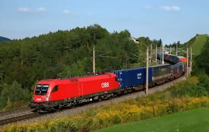 ÖBB Rail Cargo Group, TransFER, Turkey Hungary, Czech Republic