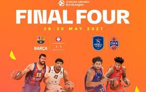 Euroleague, Τιτανομαχίες, Final Four – Αυτό, Euroleague, titanomachies, Final Four – afto