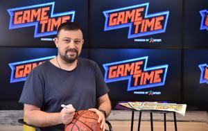 Νικήτας Αυγουλής, ΟΠΑΠ GAME TIME ΜΠΑΣΚΕΤ, Ο Παναθηναϊκός ΟΠΑΠ, nikitas avgoulis, opap GAME TIME basket, o panathinaikos opap