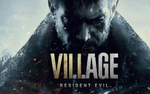Resident Evil, Village, 1 -UK Retail Charts 8 Μαΐου 2021, Resident Evil, Village, 1 -UK Retail Charts 8 maΐou 2021
