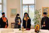 Αγιασμός, Ελληνική Πρεσβεία, Βερολίνο,agiasmos, elliniki presveia, verolino