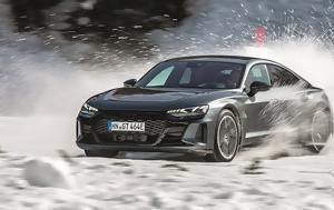 Audi -tron GT, Πρώτες, Audi -tron GT, protes