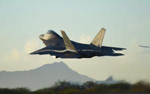 F-22 Raptor, USAF