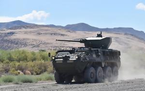 Oshkosh Defense, 942 9m, US Army Stryker Infantry