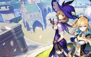 Genshin Impact, Epic Games Store