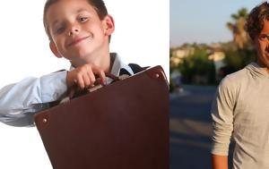 Η τέχνη του να μεγαλώνεις ένα αγόρι που γίνεται άνδρας