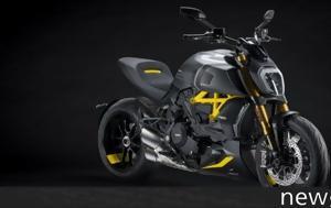"""Ducati Diavel 1260 S """"Black, Steel"""""""