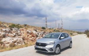 Dacia Sandero Streetway 1 0 ΤCe LPG, Μισεί, Dacia Sandero Streetway 1 0 tCe LPG, misei