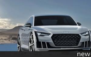 Audi Q6 E-Tron, 2023