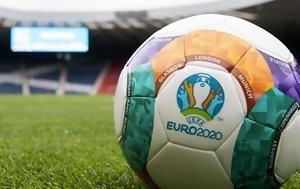 ΕURO 2021, Ποδοσφαιρικές, eURO 2021, podosfairikes