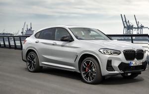BMW X3, BMW X4