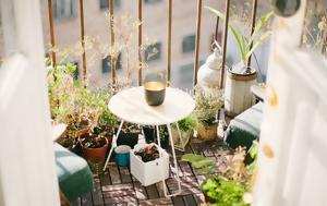 5 τρόποι για να κάνεις το μπαλκόνι σου πιο ιδιωτικό. Δεν θα σε ενοχλεί κανείς
