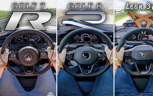 Νέο, Golf R, Cupra Leon, 0-100, 100-200, neo, Golf R, Cupra Leon, 0-100, 100-200