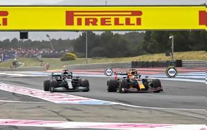 Verstappen, Pirelli